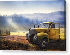 Automobile Photographs Acrylic Prints