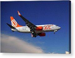 Boeing 737 Acrylic Prints