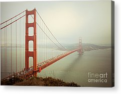 San Francisco Photographs Acrylic Prints