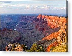 Grand Canyon Acrylic Prints