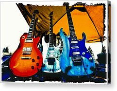 The Fabulous Kingpins Acrylic Prints