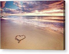 Heart Images Acrylic Prints