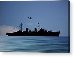 Royal Navy Acrylic Prints