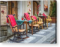 Czech Republic Acrylic Prints