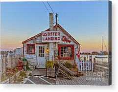 Lobster Shack Acrylic Prints