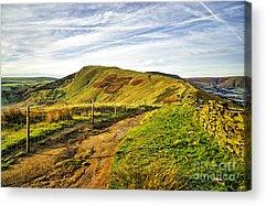Peak District Acrylic Prints