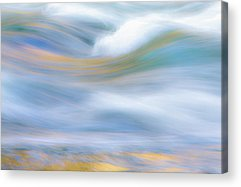 Rivers In The Fall Photographs Acrylic Prints