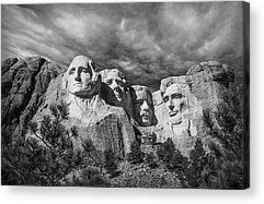 South Dakota Acrylic Prints