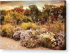Native Garden Acrylic Prints