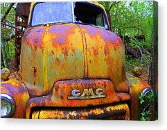 Trucks Acrylic Prints