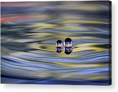 Ripples Acrylic Prints