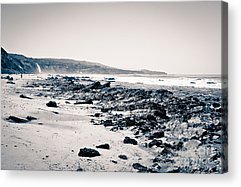 Crystal Cove Acrylic Prints