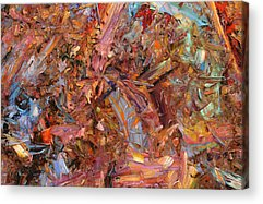 Abstract Expressionism Acrylic Prints