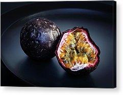 Passiflora Acrylic Prints