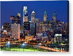 Phillies Acrylic Prints
