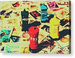 Letterbox Acrylic Prints