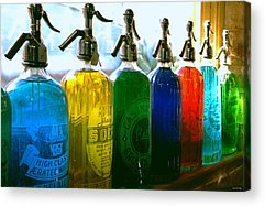 Bottle Acrylic Prints