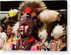 Powwow Acrylic Prints
