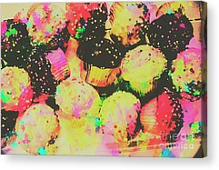 Confections Acrylic Prints