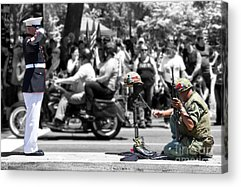 Remembering The Sacrifice Acrylic Prints