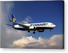 Airline Acrylic Prints