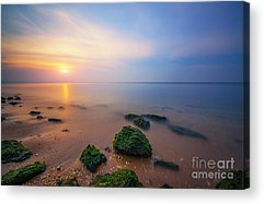 Sandy Hook Nj Photographs Acrylic Prints