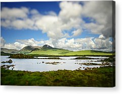 Scotland Acrylic Prints