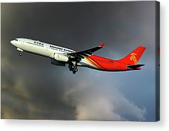 Shenzhen Airlines Acrylic Prints