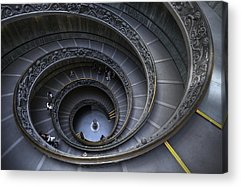 Staircase Acrylic Prints