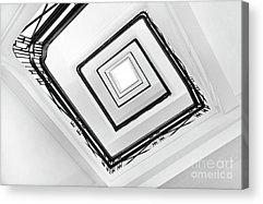 Maze Art Acrylic Prints