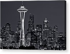 Seattle Acrylic Prints