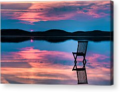 Surreal Landscape Acrylic Prints