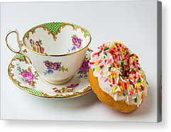 Donuts Acrylic Prints