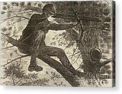Army Of The Potomac Acrylic Prints