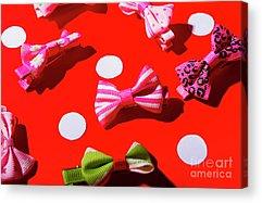 Necktie Acrylic Prints