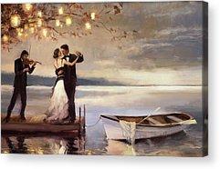 Marriage Acrylic Prints