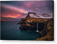Faroe Island Acrylic Prints