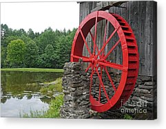 Historic Country Store Acrylic Prints