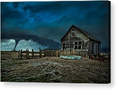 Thunder Acrylic Prints