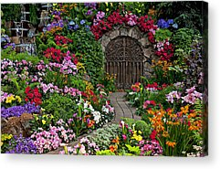 Doorway Acrylic Prints
