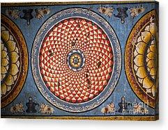 Mandala Photographs Acrylic Prints
