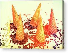 Cone Acrylic Prints