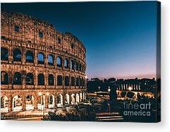 Arena Acrylic Prints
