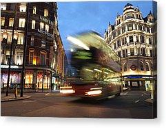 Bus Acrylic Prints
