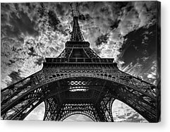 Paris Acrylic Prints