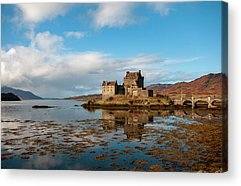 Scottish Highlands Acrylic Prints