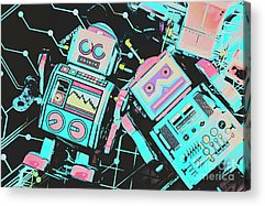 Technological Acrylic Prints