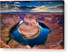 Geological Acrylic Prints