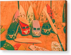 Transporter Acrylic Prints