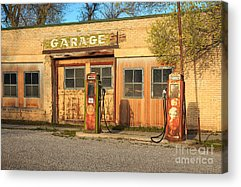 Fuel Acrylic Prints